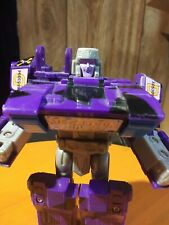 Transformers G1 Megatron Purple Tank G2 Figure Toy Lot