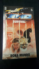 Doctor Who - Survival by Rona Munro (Paperback 1990) RARE!! First Edition!!
