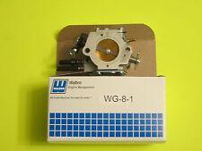Genuine Walbro carburetor WG-8-1, WG-8 some Husqvarna 3120 Saw other, USA Seller