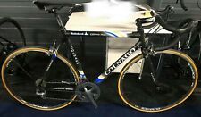 56 cm COLNAGO EXTREME POWER RABOBANK PRO TEAM SHIMANO DURA ACE CARBON ROAD BIKE