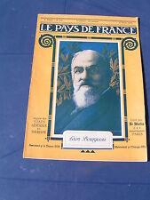 Pays de France 1919 234 GEORGES TRUFFAUT VERSAILLES BERLIN  SPARTAKISTE GRINDE