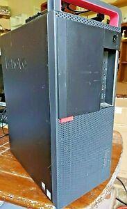 Lenovo ThinkCentre M920t Desktop i7-8700 3.2GHz HEX core 128gb ssd 16gb RAM Fast