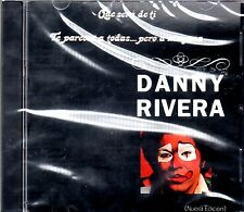 "DANNY RIVERA - ""QUE SERA DE TI""- CD ORIGINAL"