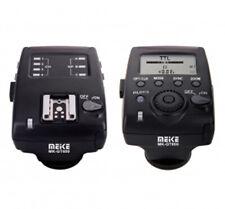 Meike HSS High Speed E-TTL Blitzauslöser-Set für Canon und Speedlite