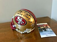 Roger Craig Signed Mini Helmet- JSA Authenticated- NFL- SF 49ers- HOF?