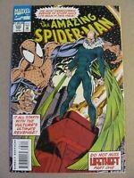 Amazing Spider-Man #386 Marvel Comics 1963 Series 9.4 Near Mint