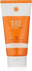 BB Gradual Self-Tanning Body Perfecting Cream by Tan Towel, 5.7 oz