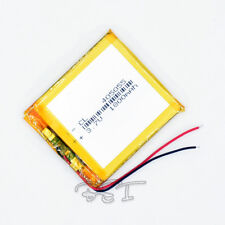 3.7V 1800 mAh  LiPo Polymer Battery Rechargeable 405055 for GPS Bluetooth MP3