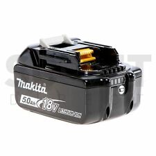 Makita BL1850B 18V 5.0Ah Li-ion Battery c/w Charge Level Indicator