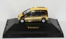 Mercedes-Benz Vaneo DCVD-Collection Nr. 9 GOLD 1:87 in PC  und OVP