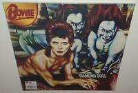DAVID BOWIE DIAMOND DOGS 45th ANNIVERSARY BRAND NEW SEALED LIMITED RED VINYL LP