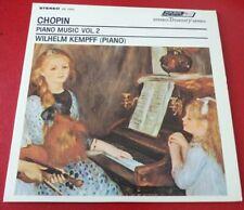 Chopin Piano Music Vol. 2 - Wilhelm Kempff - London Canada Records 1967