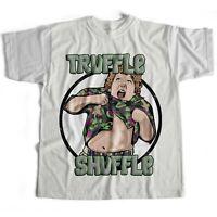 Truffle Shuffle Goonies Film Movie Comedy Horror Retro T Shirt