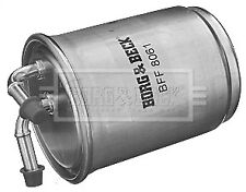 Borg & Beck Fuel Filter BFF8061 - BRAND NEW - GENUINE - 5 YEAR WARRANTY