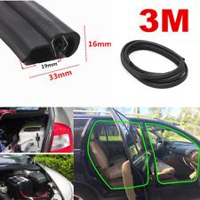 Seal Strip 3M Car Door Trim Edge protector Strip Moulding Rubber Weatherstrip