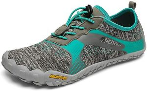 Womens Water Shoes Barefoot Quick-Dry Beach Sport Surf Aqua Vacation Swimming