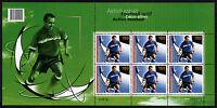 """Svizzera 2008 - Minifoglio """"Campionati Europei di calcio"""" - Unificato 1974 - MNH"""