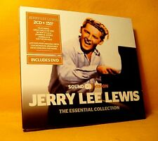 CD Jerry Lee Lewis The Essential Collection (2XCD) + DVD 2012 Rock & Roll