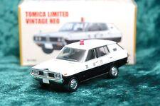 [TOMICA LIMITED VINTAGE NEO LV-N54a/b/c 1/64] NISSAN SKYLINE VAN POLICE CAR LTD