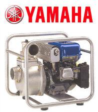 Motopompe thermique YAMAHA YP 30G Pompe à eau Hydraulique silencieux