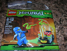 SEALED LEGO Ninjago JAY ZX battle snakes Booster Green Pack 30085 blue ninja NEW