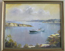 Ian Hansen(1948~)~Well Listed Artist~Collectable Original painting~