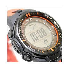 Casio Pro Trek Herrenuhr Funk Solar Barometer Höhenmesser PRW-3000-4ER