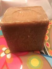 artisan pur w/ 72% olive oil Xl Soap Hypoallergenic Delicate sensitive Skin 1kg