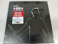 """Alejandro Sanz + es + Deluxe El Concierto CD - 2 x LP VINILO 12"""" + DVD Nuevo"""