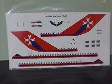 Air Malta Boeing 727-200 Old livery two six decals-N504AV+Bonus AirMalta pen
