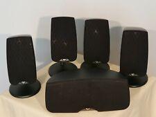 Klipsch Quintet III Home Theatre 5.0 Speaker System.