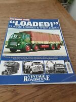 Road Haulage Archive #19  Loaded Classic Lorries and their loads commercial book