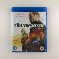 The Transporter Refuelled (Blu-ray, 2015) *New & Sealed*