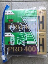 Fujifilm Pro 400H / NPH Typ 220 (5er Pack)