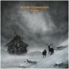 Mike Oldfield - Return to Ommadawn - New CD/DVD