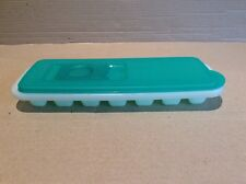 Tupperware ICE CUBE TRAY with HINGED OPENING FOR MESS FREE FILLING