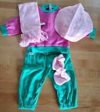 Worlds of Wonder Interactive Julie Sweats Outfit & Outdoor Accessories Mint