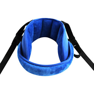 vocheer Toddler Car Seat Head Support Band, Adjustable Carseat Sleep Nap Aid for