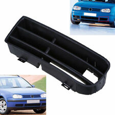 POSSBAY Front Air Insert Grille Grill Vent Black Fit VW Golf Mk4 1999-2006 2007