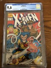 New listing X-Men #4 (Jan 1992, Marvel) Cgc 9.6 First Appearance Of Omega Red!