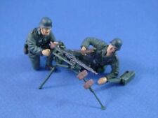 DRAGON 1/35 Scale WWII GERMAN INFANTRY MG TEAM FACTORY PAINTED SET FREE SHIP