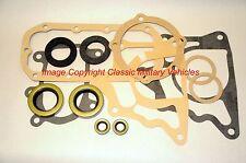 Dana 18 Transfer Case Gasket and Seal Kit Set. USA. Willys MB Ford GPW CJ2A CJ3A
