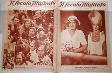 Maria di Savoia Mondina a Mortara Mercato Granario di Milano Jean Harlow Canarie