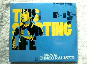 73100 Skint & Demoralised This Sporting Life [NEW / SEALED] CD (2011)