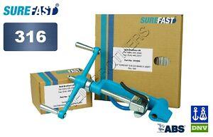 SureFast 316 Stainless Steel Banding Kit