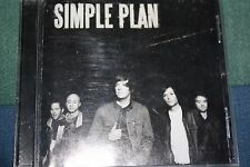 Simple Plan 2008 CD, case and artwork