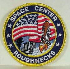 Armageddon - Roughnecks Space Center - Patch  Uniform Aufnäher  neu