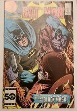 Batman #387 (Black Mask Identity is Revealed) *birds of prey movie*