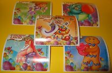 CANDY LAND Scratch & Sniff SCENTED Sticker Lot~Gum Drop~Lollipop~Collection~2.5""