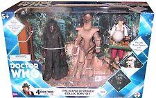 "Doctor Who 5"" Keeper of Traken Action Figure Set, 4th Dr, Master"